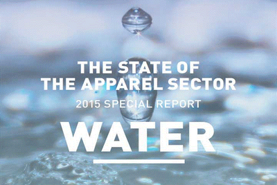 SBG Milestone Apparel Sector Water Report - GLASA Awards 2015