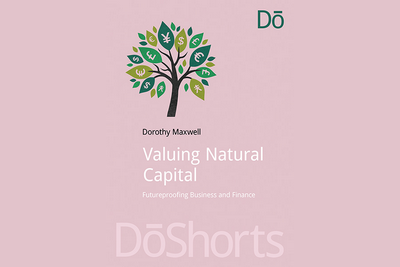 NEW BOOK:Valuing Natural Capital: Future Proofing Business and Finance