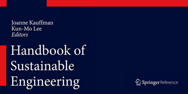 Handbook of Sustainable Engineering, 2013