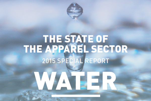 State of the Apparel Sector Water Special Report